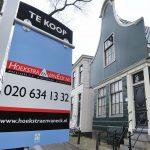 Hoekstra & van Eck: Aantal woningbezichtigingen door het dak