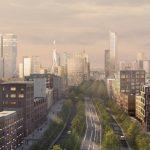 Ontwikkeling van Parkstad Rotterdam