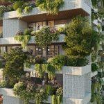 Wonderwoods: een verticaal bos in hartje Utrecht, samenwerking van de gemeente Utrecht en Wonderwoods Development