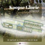 Nieuwbouwontwikkeling natuurinclusieve wijk Koopse Glorie