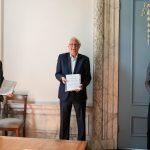 Ondertekening anterieure overeenkomst Weesperwerf
