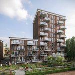 Nieuwbouw Gouda: AM geeft impuls aan middeldure huur met startsein bouw 110 appartementen Goudshof