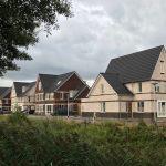 Alle woningen van nieuwbouwproject Wijdelande in Uithoorn opgeleverd
