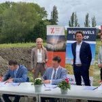 Overeenkomsten getekend voor 64 woningen Claverveld fase 2 in Vlissingen