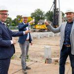 Bouw van twee nieuwbouwprojecten in Ridderkerk gestart