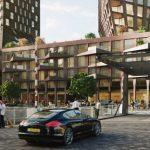 Barcode Architects presenteert CasaNova, de eerste driehoekige woontoren in Rotterdam