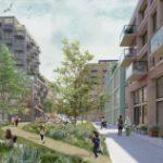 Stedenbouwkundig akkoord bereikt over Merwede in Utrecht: groene, gezonde, autovrije stadswijk voor ruim 12.000 bewoners