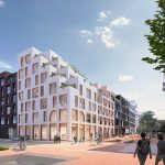 Presale 57 duurzame woningen Het Kadehuis in binnenstad Arnhem gestart