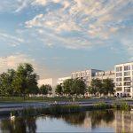 AM start verkoop 59 duurzame en luxe appartementen in Riverfront Residences in het Amstelkwartier Amsterdam