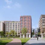 BAM Wonen start bouw Change= wooncomplex in Utrecht Leidsche Rijn met 600 appartementen voor werkende jongeren