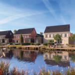 BPD Ontwikkeling en BAM Wonen ondertekenen overeenkomst voor realisatie 79 woningen Meander Noord fase 2 in Bergen op Zoom