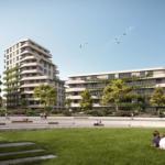 BAM Wonen start verkoop 67 appartementen De Weef in Helmond
