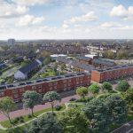 VORM start met bouw fase 1 Het Eiland van Spijk in Spijkenisse