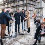 Start bouw Atlas en House of Groningen