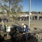 Start bouw van Gouwse Tuinen Westergouwe II in Gouda