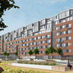 Plegt-Vos tekent realisatieovereenkomst met Camelot en Doniger voor transformatie naar 397 appartementen aan Flierbosdreef Amsterdam