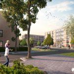 VORM realiseert 75 duurzame sociale huurwoningen in Rotterdam IJsselmonde
