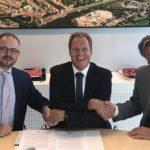 Nieuwe samenwerking Janssen de Jong Projectontwikkeling, Stout en Herkon voor project Westergouwe in Gouda