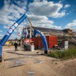 12 energieneutrale woningen in Oosterhout bereiken hoogste punt!