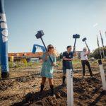 Het Eiland van Spijk in Spijkenisse krijgt steeds meer vorm