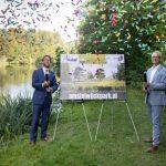ABB Bouwgroep en gemeente Dordrecht geven startsein nieuwbouwproject Amstelwijck Park