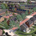 BAM Wonen start in opdracht van Timpaan met de bouw van zestig woningen Nieuw Meerzicht in Lisse