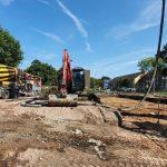Bouw twintig nieuwe sociale huurwoningen in Enschede gestart