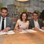 Overeenkomst voor 72 woningen in Molenzigt te Dordrecht