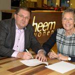 HEEMwonen en BAM Wonen ondertekenen overeenkomst voor 27 nieuwbouwwoningen in Kerkrade