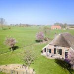 Vrijstaand landelijk huis helft goedkoper dan Amsterdam