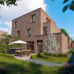 AM geeft startsein bouw Hagen in duurzaam en klimaatadaptief Landgoed Wickevoort in Cruquius, Haarlemmermeer