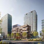 AM krijgt groen licht op ontwerp twee nieuwe woontorens in Eindhoven