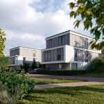 BAM Wonen en Synchroon starten verkoop van tien dijkwoningen, het sluitstuk van Kop van Waal in Tiel