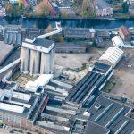 Blauwhoed en Dudok kopen terrein Glasfabriek in Schiedam
