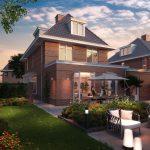 AM geeft startsein bouw 34 duurzame woningen Villapark Eikelenburgh in Rijswijk
