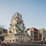 AM biedt met eigentijds woongebouw BABEL in Rotterdam stadsappartementen voor breed publiek