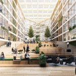 ABN AMRO gaat hoofdkantoor Gustav Mahlerlaan verkopen en terughuren, en kantoor in Amsterdam-Zuidoost verbouwen tot nieuw icoon van duurzaamheid