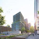 Bajeskwartier in Amsterdam: nieuwe, groene, gezonde stadswijk