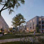 Timpaan en Heembouw winnen tender 179 woningen in Vlaardingen Westwijk met klimaatadaptief, duurzaam woningbouwplan De Heemtuinen