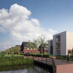 BAM Wonen voegt met Hof van Haag 49 duurzame woningen toe aan de wijk De Uithof in Den Haag
