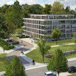 Gemeente Zwijndrecht ondertekent contract voor de ontwikkeling en bouw appartementen Buizerdstraat