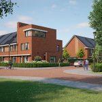 Afronding Larense Veld als eerste energieneutrale wijk in Almere Haven nadert