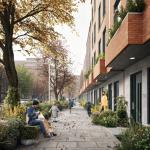 VORM dient winnend plan in voor ontwikkeling 167 woningen in Rotterdam
