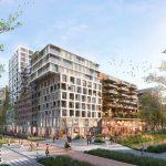 Synchroon en AM ontwikkelen een inclusief mixed-use stadsblok in Merwede