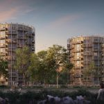 """Start bouw van twee nieuwe woontorens """"Bossa"""" en """"Nova"""" in Haarlem"""