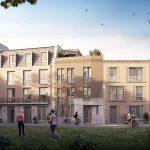 Uitbreiding Gasthuiskwartier met nieuw woningaanbod in Den Bosch