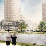BPD Woningfonds koopt 430 betaalbare huurappartementen aan op Campinaterrein Eindhoven