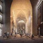 BESIX: Start bouw POST Rotterdam