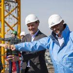 OurDomain Rotterdam Blaak bereikt hoogste punt