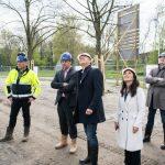 Bouw 200 studentenwoningen in Hoograven gestart
